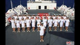 中国海军打了一场漂亮的翻身仗,解放军让这三国心如刀绞!