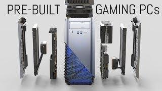 10 Best Pre-Built Gaming PCs of 2018