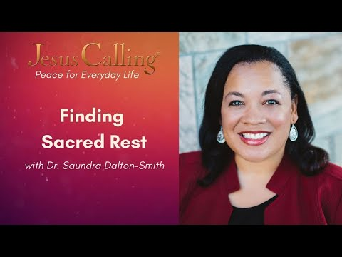 Finding Sacred Rest with Dr. Saundra Dalton-Smith