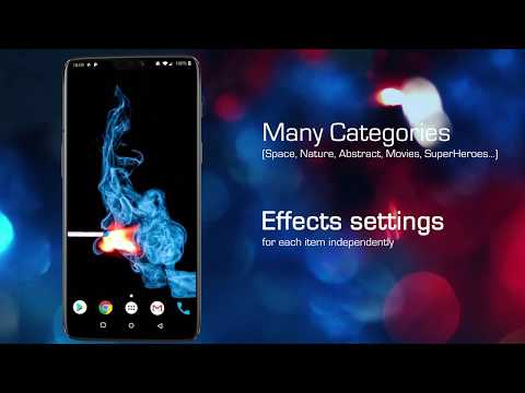 5 Insane Holographic AND 4D Wallpaper Apps For Android! - 4D