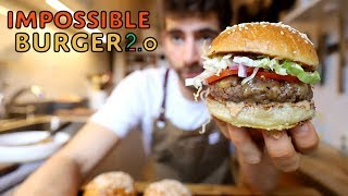 Putting the Impossible Burger to the Test...