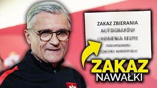 KONTROWERSYJNY ZAKAZ ADAMA NAWAŁKI! | Śmierć tuż po meczu...
