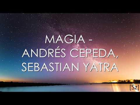 Andrés Cepeda Sebastian Yatra Magia