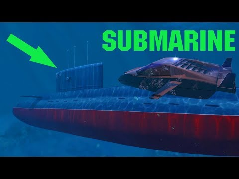 DOWNLOAD: Gta Online - *NEW* Submarine Heist (Bogdan-setup) Gamplay
