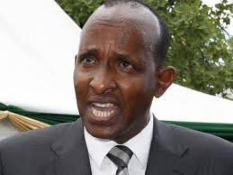 Aden Duale reacts to the Supreme Court verdict