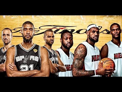 2014 NBA FINALS CHAMPIONS ANTHEM