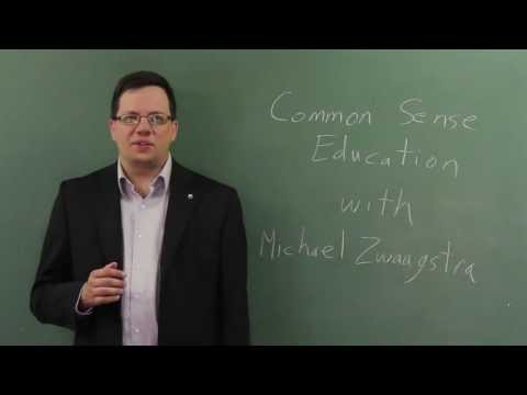 Common Sense Education IX: Education Faculties