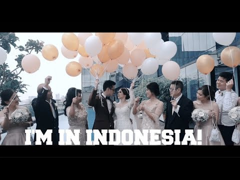 WEDDING IN INDONESIA (Part 1)