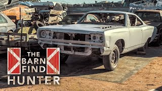 Collection of California cars need new homes   Barn Find Hunter - Ep. 37