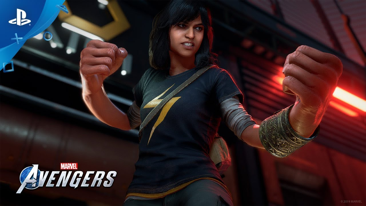 'Marvel's Avengers' sixth-playable character is 'Kamala Khan' aka 'Ms. Marvel'