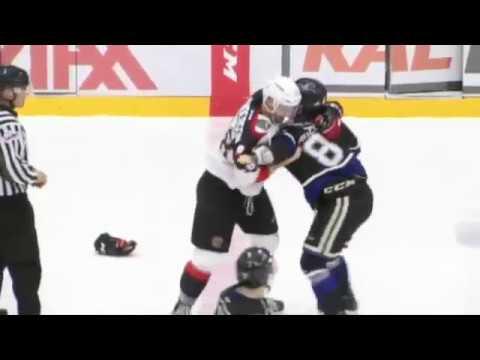 Ethan Price vs Josh Anderson