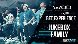 Jukebox Family   WOD Live at BET Experience 2017   #BETX #BETExperience