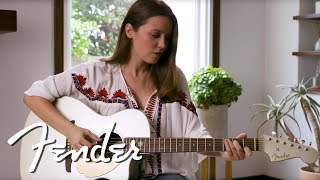 Fender Malibu Player - MDS Video