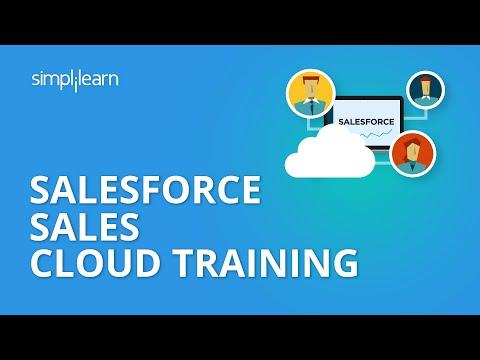 Salesforce Sales Cloud Training | Sales Cloud In Salesforce ...