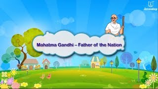 Mahatma Gandhi - Father Of The Nation | English Story For Kids | Periwinkle
