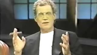The Jon Stewart Show - 1995 final episode with guest David Letterman