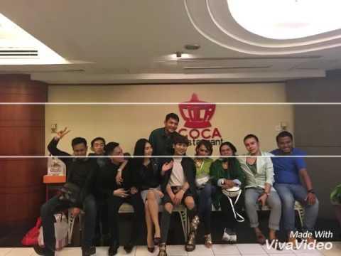 Randy Leonaldo Suprapto Baan's Birthday at Coca Suki Restaurant BRI Tower Jakarta