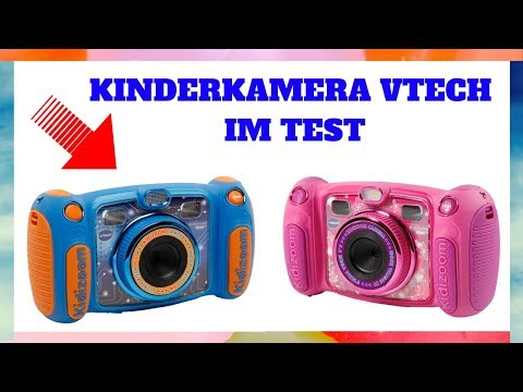 Kinderkamera 📷 VTech Kidizoom Duo 5.0 im TEST 🔴
