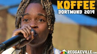 Koffee In Dortmund, Germany @ Junkyard [June 28, 2019]