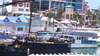 preview picture of video 'George Town from Margaritaville, Grand Cayman- Sanyo CG-10'