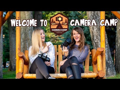 We're Having a Camera Camp! *ANNOUNCEMENT*