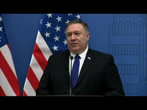 U.S. fears about China and Russia's growing influence in Central Europe will top Secretary of State Mike Pompeo's agenda as he embarks on a five-nation tour of Europe. Hungary's FM dismissed the claims. (Feb. 11)