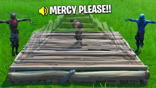 When Fortnite Pros Bully Noobs!