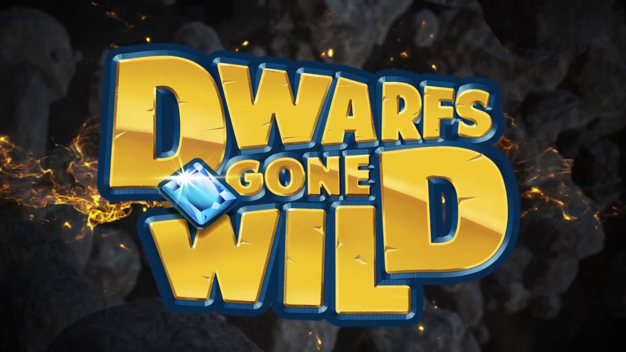 Dwarfs Gone Wild från Quickspin