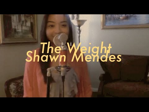 The Weight chords & lyrics - Shawn Mendes