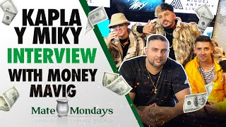 Kapla Y Miky Sips Mate And Talks Writing For The Biggest Artists In The World And Brings The Vibes