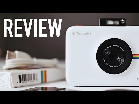 56fec1757a0bf Características. Marca Polaroid  Modelo Snap Touch  Tipo de câmera  Instantânea