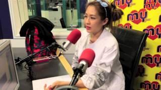 MY FM线人专家:陈敏之找林德荣做餐厅代言人,林德荣一口拒绝!