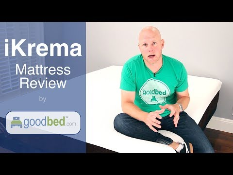 iKrema MaxComfortPedic Mattress Review (VIDEO)