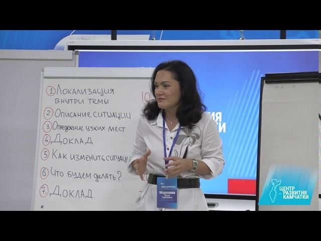 Устранение административных барьеров: сессия ЦРК