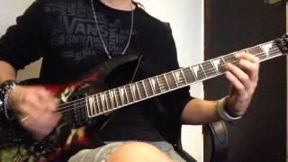 No Way - Dream Evil (Guitar Cover)