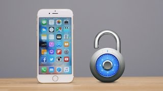 How to Unlock an iPhone 6S!