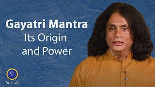 The Story of the Origin of the Gayatri Mantra of Enlightenment