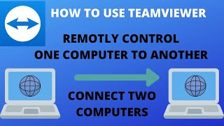CONNECT 2 COMPUTERS TOGETHER FROM ANY WHERE FROM WORLD|| TEAM VIEWER TUTORIALS || 2020