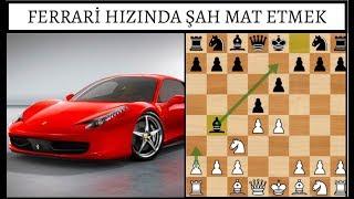 Ferrari Hızında Şah Mat