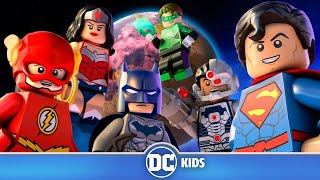 LEGO DC Comics Super Heroes: Justice League: Cosmic Clash | First 10 Minutes | DC Kids