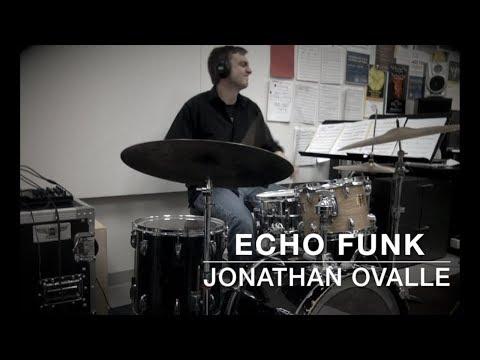Echo Funk - Jonathan Ovalle feat. Ed Breazeale