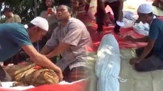 30 Tahun Dikuburkan, 6 Jasad Guru Ngaji dan Marbot Ini Masih Utuh!