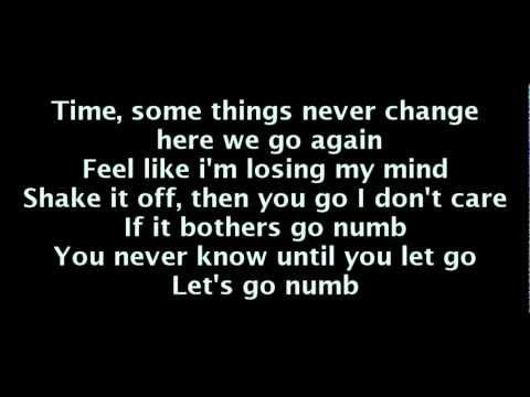 Usher - Numb (lyrics)