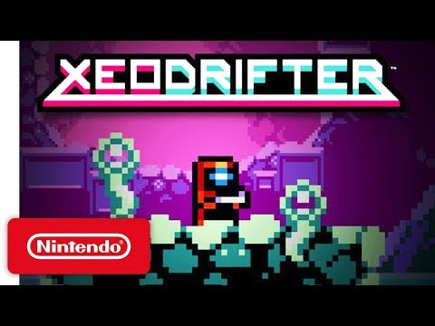 Xeodrifter Trailer - Nintendo Switch