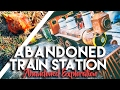 ABANDONED TRAIN STATION IN MEXICO CITY (WITH MARIEL DE VIAJE)