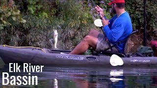 Fishing is Living! Scenic River Kayak Bassin'