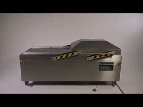 Video Henkelman Polar 2-85 met automatisch deksel