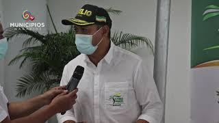 TV MUNICIPIOS – LA JAGUA DE IBIRICO – CESAR IMPLEMENTA EL PROYECTO DE ESTUFAS ECOLÓGICAS