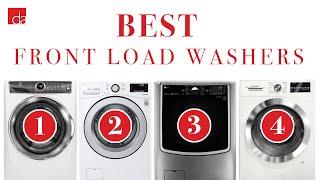 Front Load Washer - Top 4 Best Sets