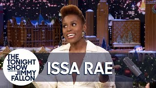 Issa Rae and Tiffany Haddish Invited Themselves to the Obama's for Dinner - dooclip.me